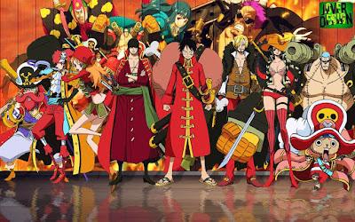 Hình Ảnh One Piece Z