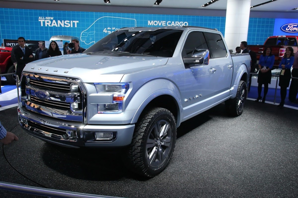 Ford atlas concept 1