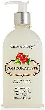 Pomgranate, Argan & Grapeseed Antibacterial Hand Gel Pump