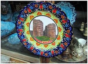 В сувенирной лавке в Анадолу Кавагы.