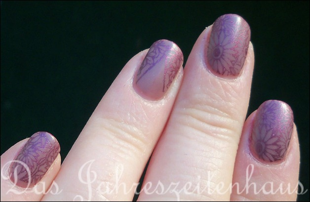 china glaze joy stamping matte