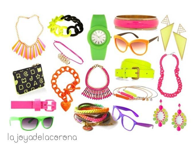 neon accesorios