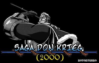One Piece - Saga Don Krieg
