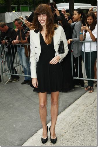 Lou Doillon Chanel Arrivals Paris Fashion RxWZdHyIPQpl
