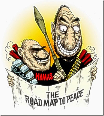 Rd Map To Peace Farce toon