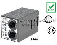 Idec 8-pin Power Interrupt Timer with 8-pin Relay Socket Base
