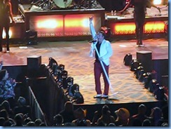 0483a Alberta Calgary Stampede 100th Anniversary - Johnny Reid 'Fire It Up' Tour Concert - Fire It Up