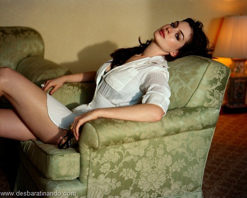 anne hathaway linda sensual sexy desbaratinando (15)