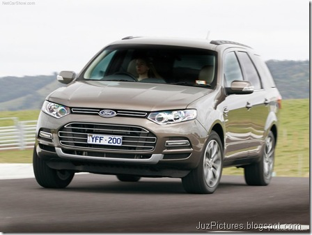 Ford Territory9
