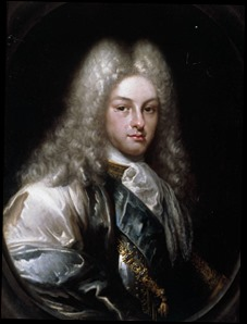 Philip V of Spain by Miguel Jacinto Melendez, 1718-1722