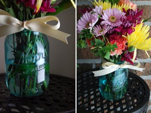 Tint your own Mason Jars!