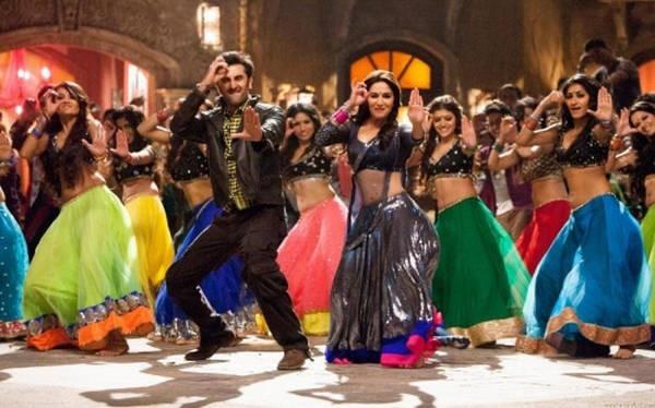 2- A indústria de cinema indiana é a maior do mundo