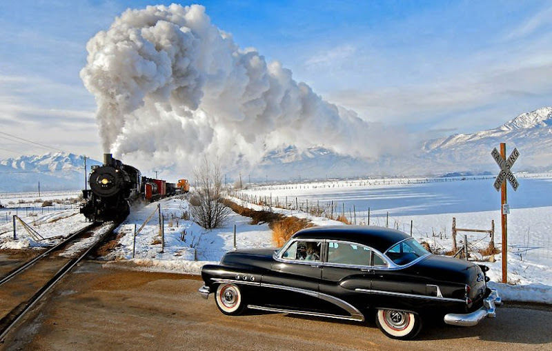 Gone Era of TRAINs and CARs We may never see again