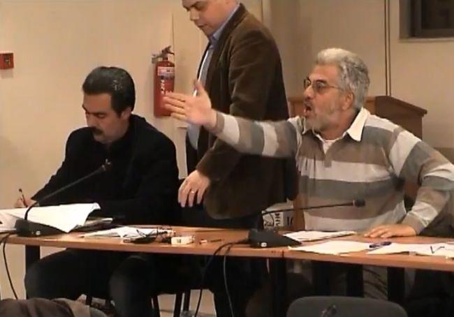 Νέος καυγάς στο Δημοτικό Συμβούλιο (video)