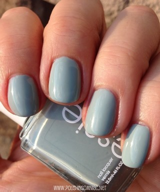 Essie Who Is The Boss nail polish (Wedding collection 2012)