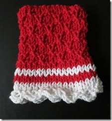 July 2012 Dishcloth KAL