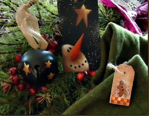 Ornaments from Cathy Strate