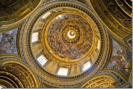 Dome of Sant'Agnese in Agone