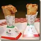 pizza-cones
