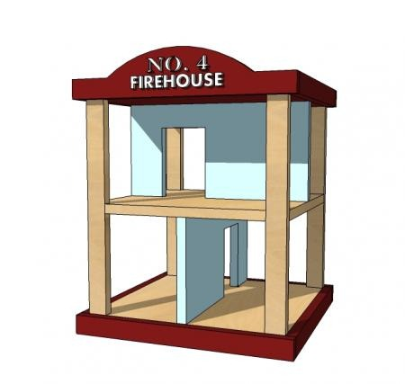 DIY firehouse plans