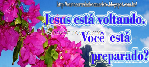 1 Jesus esta voltando