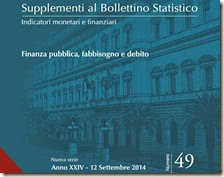 Supplementi al Bollettino Statistico. Settembre 2014