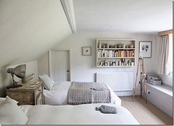 case e interni - casa campagna - Foresta Nera (12)