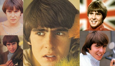Davy Jones collage
