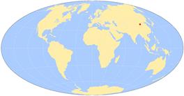 world-map yinchuan