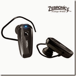 Snapdeal: Buy Zebronics Bluetooth Headset at Rs.285 only