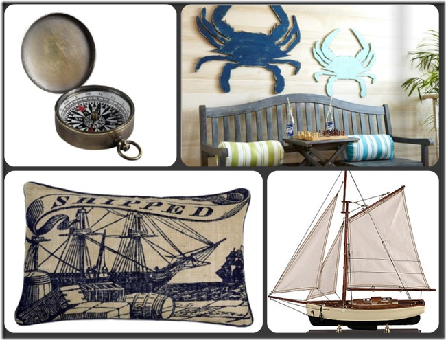 Nautical Collage 1