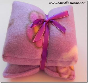 Samelia's Mum: Make a Wheat Bag