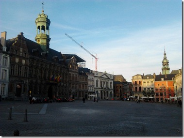 Htel de Ville  市庁舎