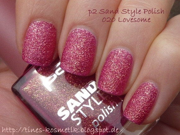 p2 Sand Style Polish Lovesome 1