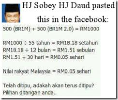 Haji Sobey Haji Daud