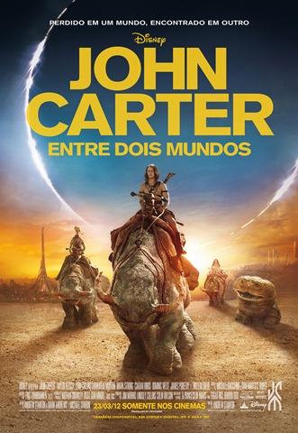 Baixar John Carter - Entre Dois Mundos Download Grátis