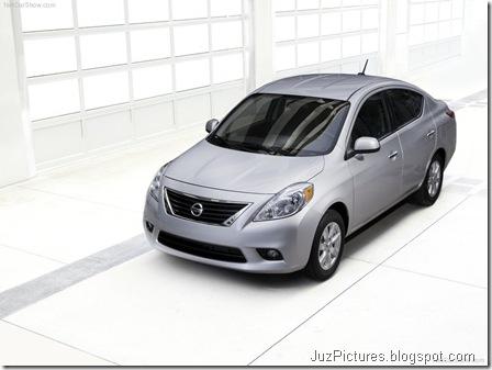 Nissan Versa Sedan 2