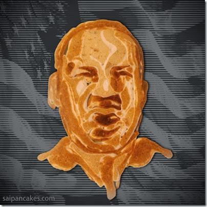 1-MLK pancake