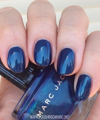 Marc Jacobs Blue Velvet