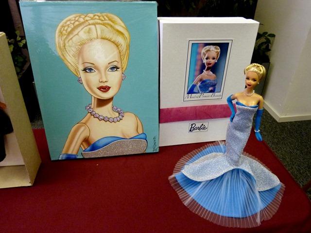 Madrid Fashion Doll Show - Barbie Artist Creations 20