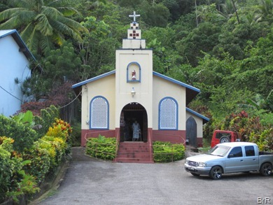 Maracas Fischerkapelle