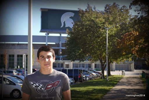Bryce at MSU