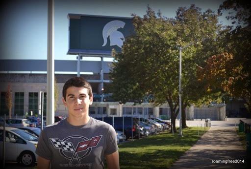 Bryce at MSU