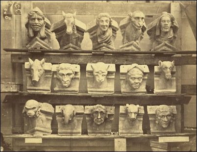 Collection of Grotesques
