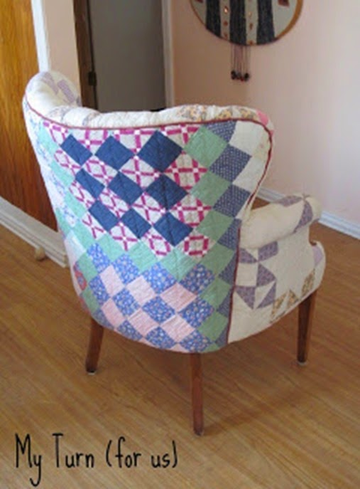 Quilted Chair Back