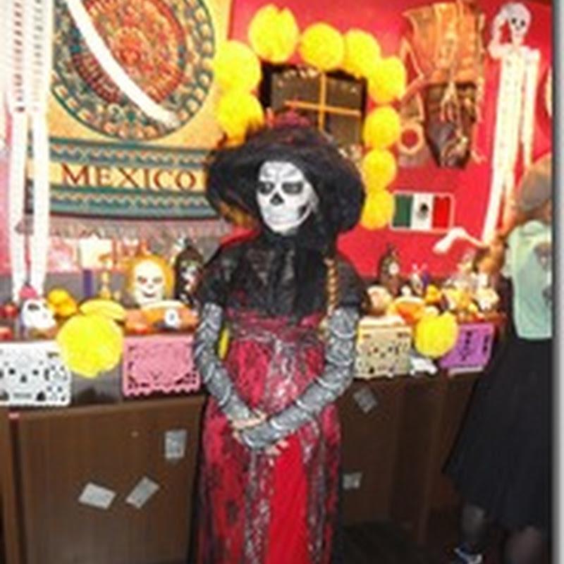 「死者の日」祝祭 - Celebración del Día De Muertos