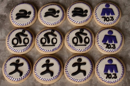 Triathlon Cookies-2