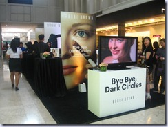 bye bye dark circles event, by bitsandtreats
