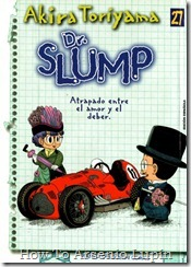 P00027 - Dr. Slump #27