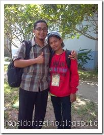 Bersama Siswa Kreatif, Peserta  Festival Lomba Seni Siswa Nasional, FLS2N dari Riau (6)
